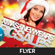 X Mas & New Years Sale Flyer - GraphicRiver Item for Sale