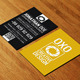 Creative Design Studio Business Card AN0084 - GraphicRiver Item for Sale