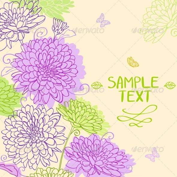 Flowers Design - Flowers & Plants Nature