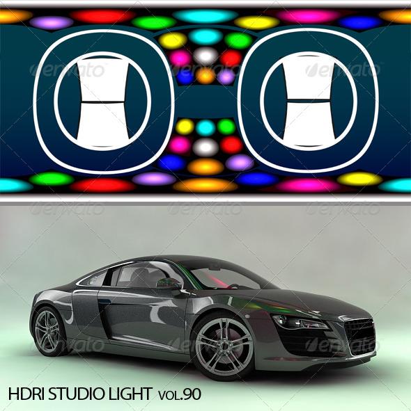 HDRI_Light_90 - 3DOcean Item for Sale