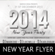 2014 New Year Party Flyer Template - GraphicRiver Item for Sale