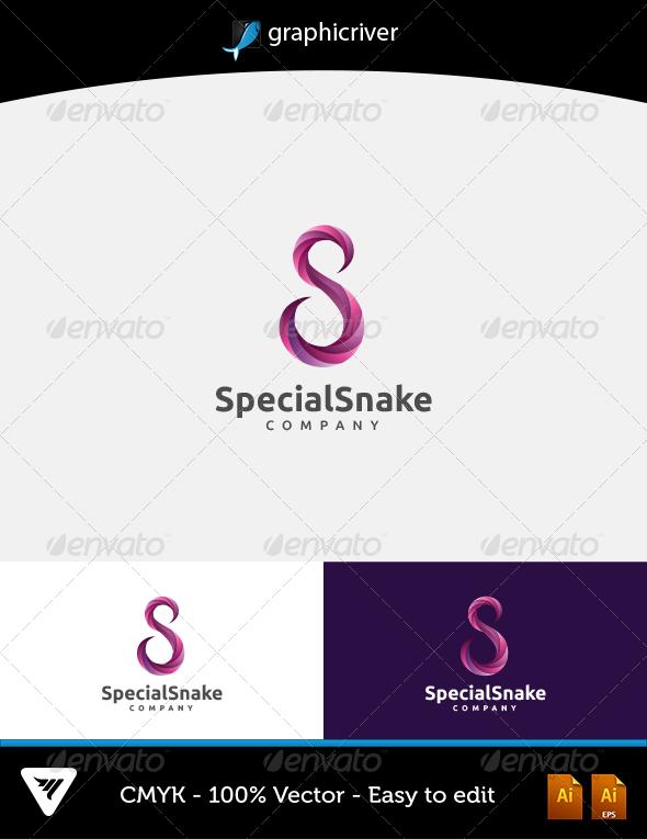 Special Snake - Logo Templates