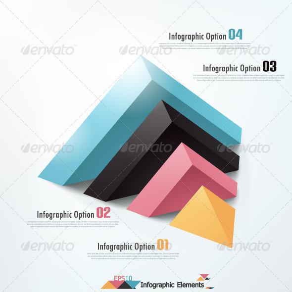 Modern Infographics Options Banner - Infographics