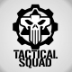 Tactical Squad Skull Logo Template - GraphicRiver Item for Sale