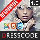 Dresscode - Responsive Joomla VirtueMart Theme - ThemeForest Item for Sale