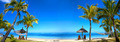 Tropical beach panorama - PhotoDune Item for Sale