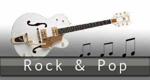 Rock- Pop- Reggae- Electronic..
