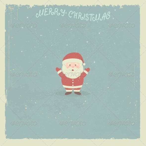 Christmas New Year Card - Christmas Seasons/Holidays
