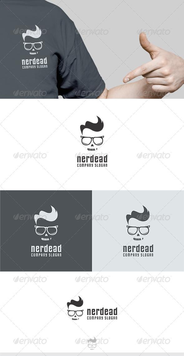 Nerded Logo - Humans Logo Templates