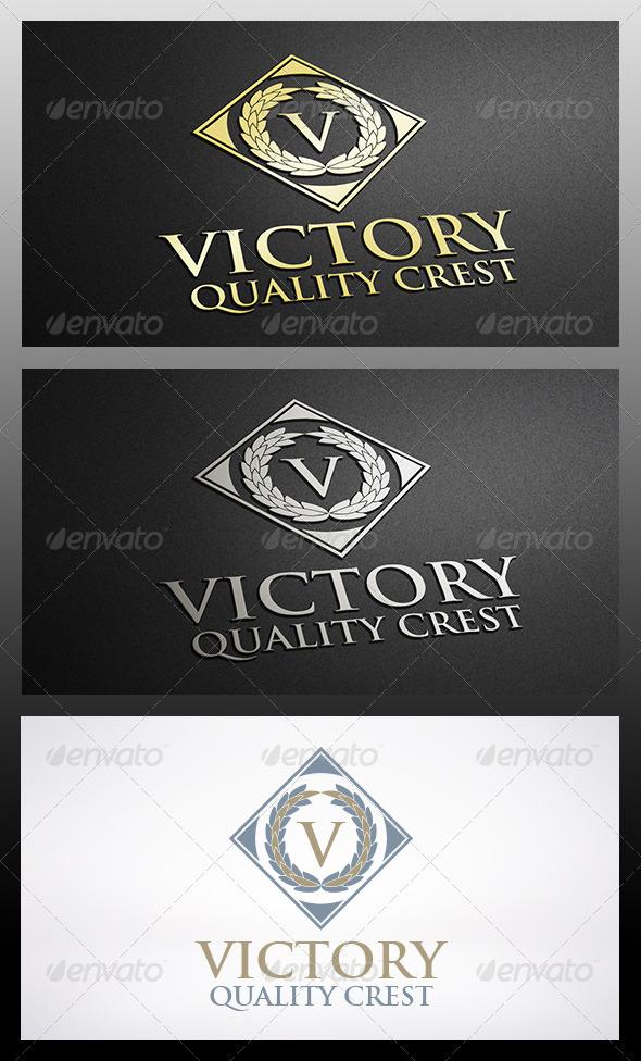 Victory Logo - Crests Logo Templates