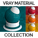 V-Ray Procedural Tiles 1x1