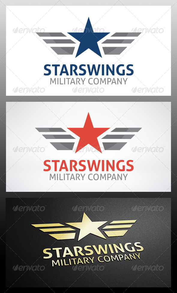 Military Logo Template - Crests Logo Templates