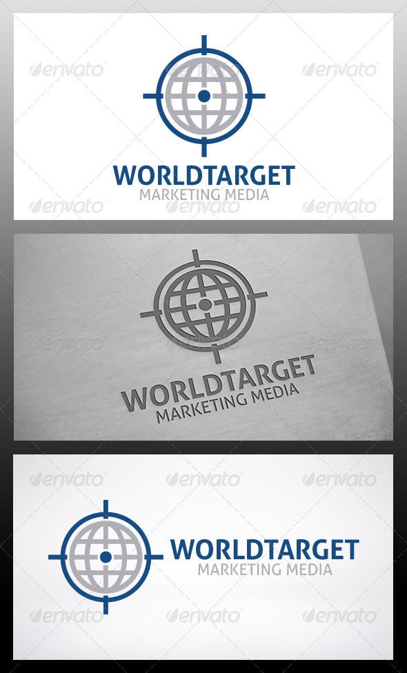 World Target Logo - Symbols Logo Templates