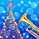 Christmas Fanfare Logo 2