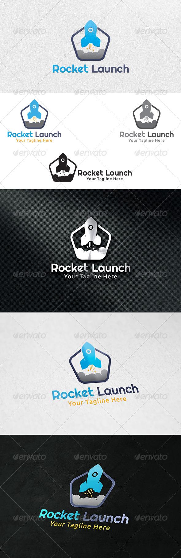 Rocket Studio - Logo Template - Symbols Logo Templates