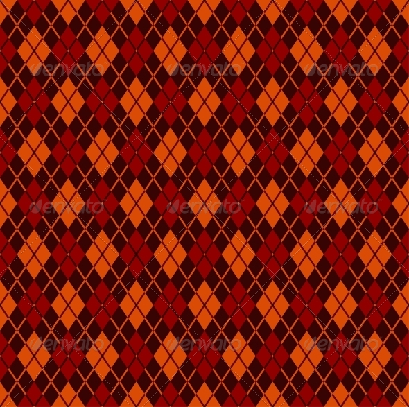 Abstract Scottish Plaid - Backgrounds Decorative