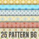 Patterned Backgrounds - GraphicRiver Item for Sale