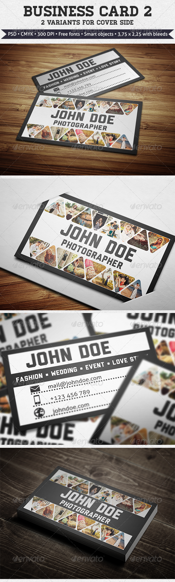 Business Card 2 - Creative Business Cards