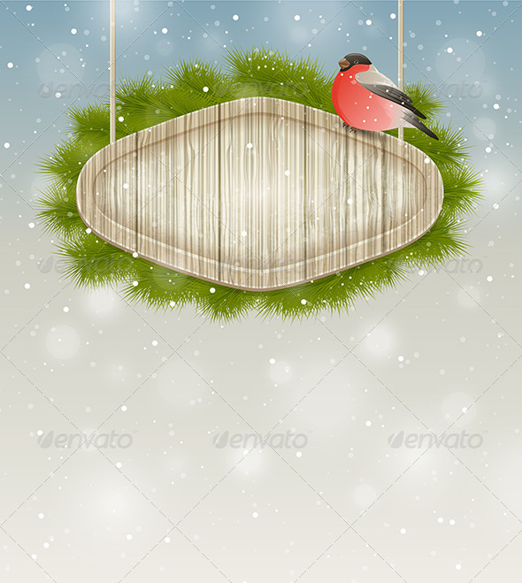Winter Background - Christmas Seasons/Holidays