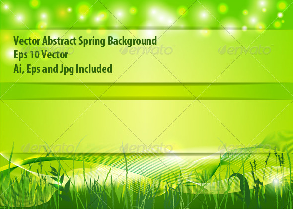 Spring - Seasons Nature