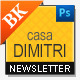 Corporate Newsletter Vol.1 - GraphicRiver Item for Sale