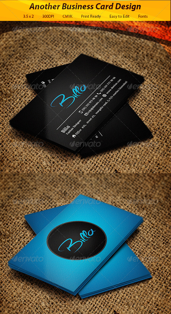 Business Card,  - Business Cards Print Templates