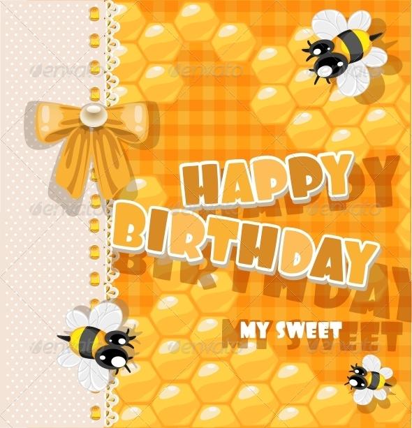 Happy Birthday to My Sweet - Birthdays Seasons/Holidays