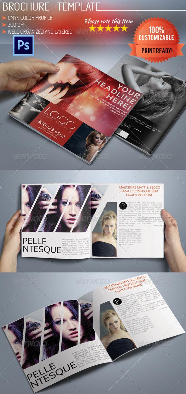 Fashion Square Brochure - Corporate Brochures