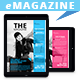 The Magazine Tablet Template - GraphicRiver Item for Sale