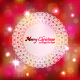 Colorful Christmas Greeting Card - GraphicRiver Item for Sale