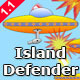 Island Defender - HTML5 Game - CodeCanyon Item for Sale