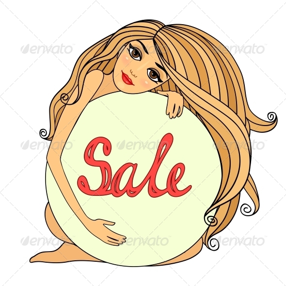 Sale Symbol, Badge Template - Retail Commercial / Shopping