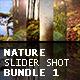 Nature Slider Shot Bundle 1 - VideoHive Item for Sale