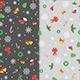 Flat Design Christmas Pattern - GraphicRiver Item for Sale