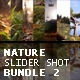 Nature Slider Shot Bundle 2 - VideoHive Item for Sale