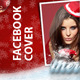 2 Christmas Facebook Covers  - GraphicRiver Item for Sale