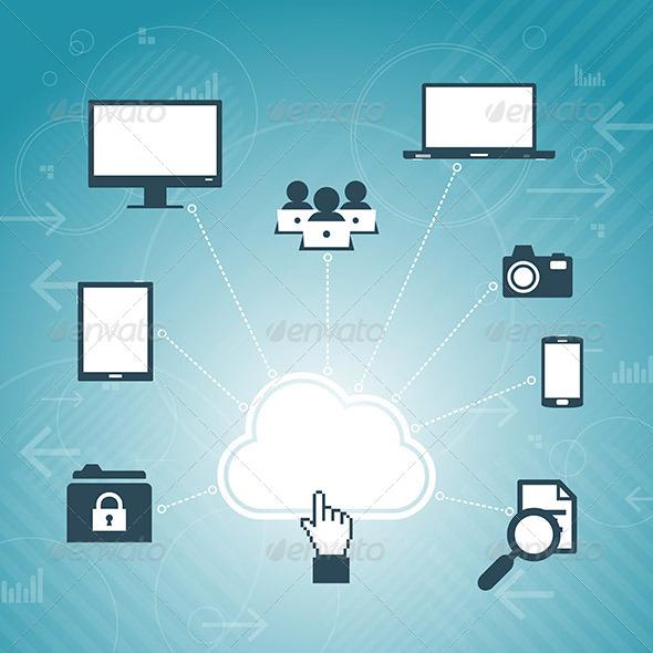 Cloud Access Network - Web Technology