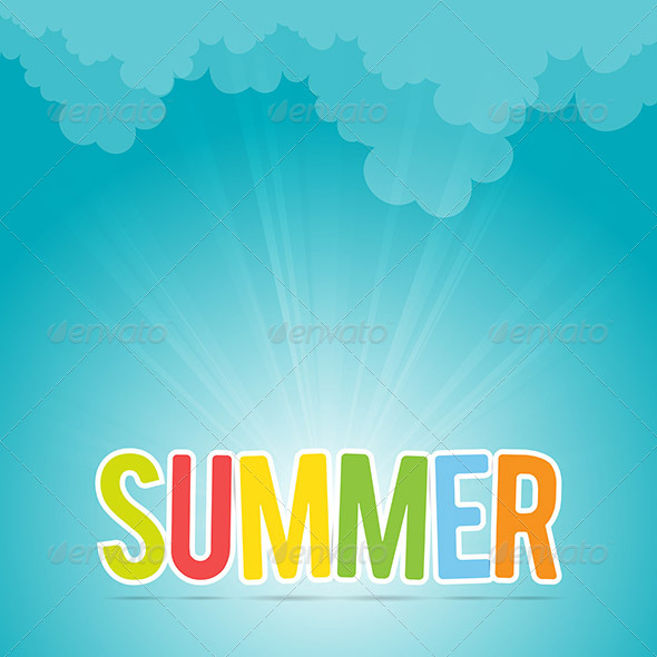 Colorful Summer - Miscellaneous Seasons/Holidays