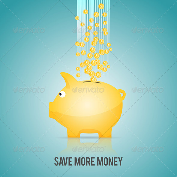 Save More Money - Concepts Business