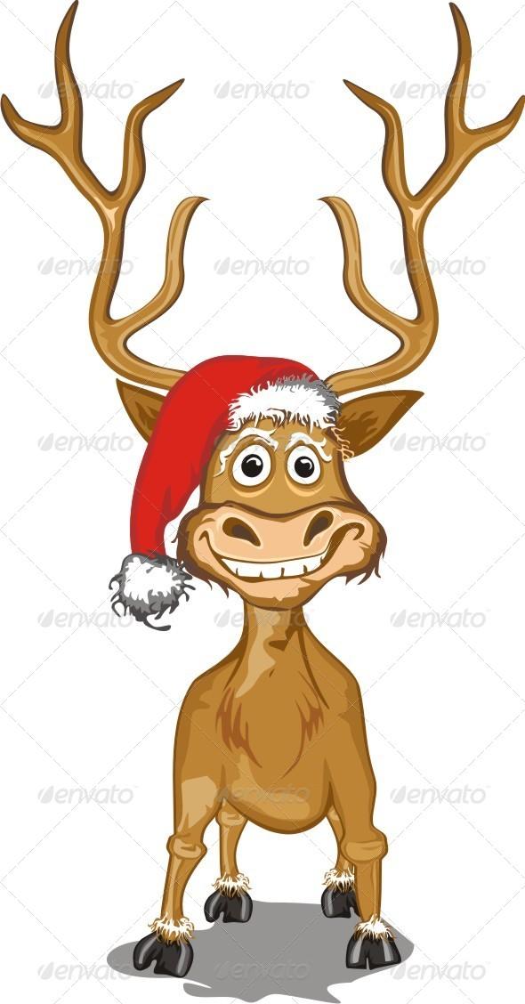 Reindeer - Animals Characters