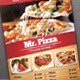 Food Flyer (A5) - GraphicRiver Item for Sale