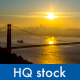 San Francisco Sunrise - VideoHive Item for Sale