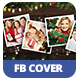 Family Christmas | Facebook Cover - GraphicRiver Item for Sale