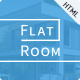 FlatRoom — Responsive Real Estate HTML Template Nulled