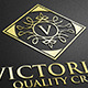 Victorian Logo Template - GraphicRiver Item for Sale