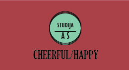 CHEERFUL HAPPY