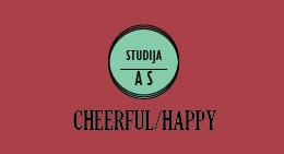 CHEERFUL HAPPY