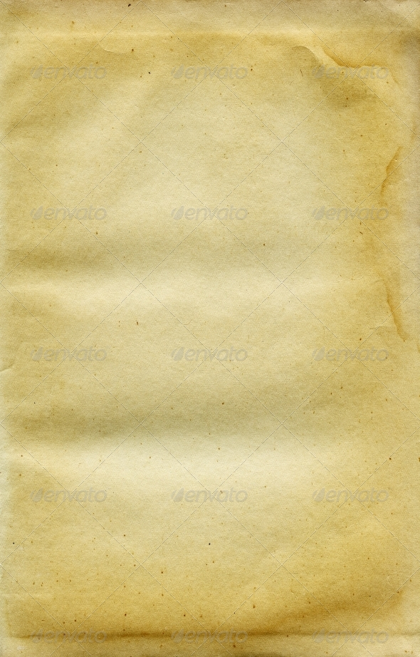 Dirty paper background - Miscellaneous Textures