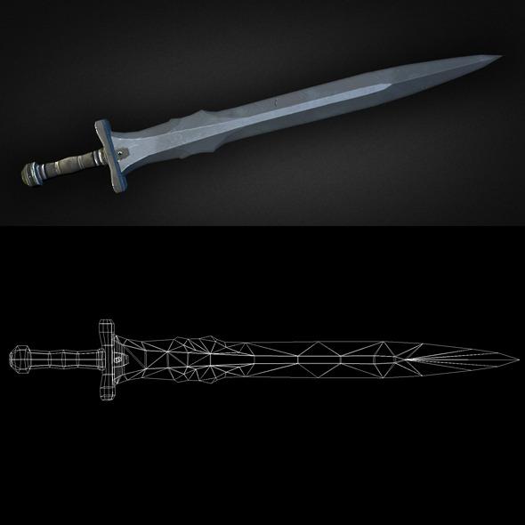 Sword 14 - 3DOcean Item for Sale