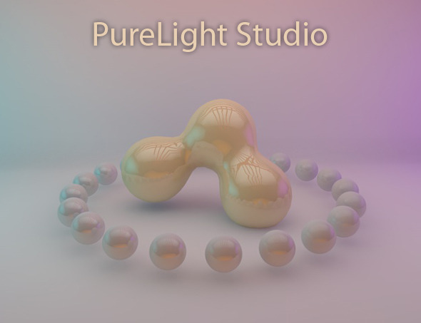 PureLight Studio - 3DOcean Item for Sale